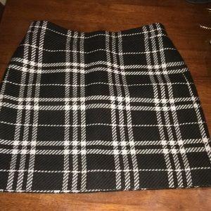 J.Crew Plaid Skirt